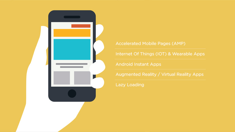5 mobile app development trends to notice in 2018 nyx ditech - Mobel trends 2018 ...